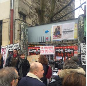 19 mars 2016.La Miroiterie