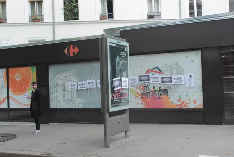 CarrefourPyrénées.avant ouverture juin 2016